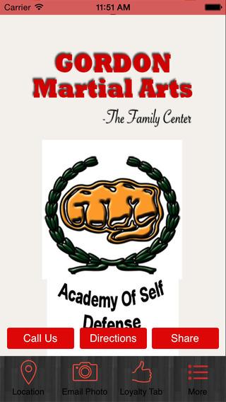 Gordon Martial Arts