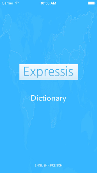 Expressis Dictionary – English-French Dictionary of Management Terms. Expressis Dictionary – Françai