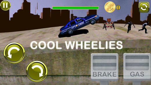 3D Earn Respect Evil Zombies Die - Go Monster Car Highway and Simulator Driving Offroad Race Chase F