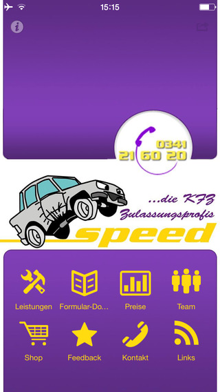 Speedzulassung