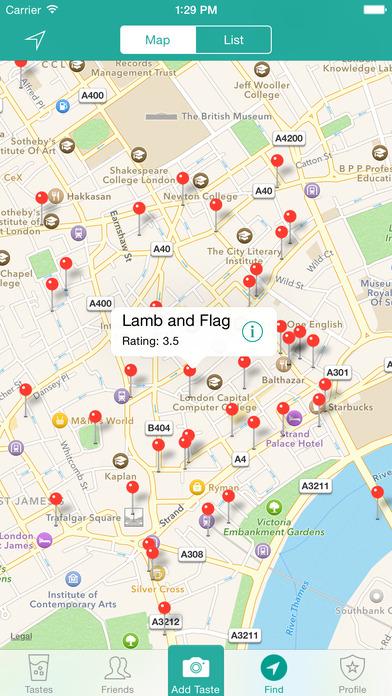 BeerMap iPhone Screenshot 2