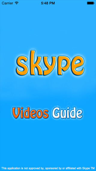 Guide For Skype