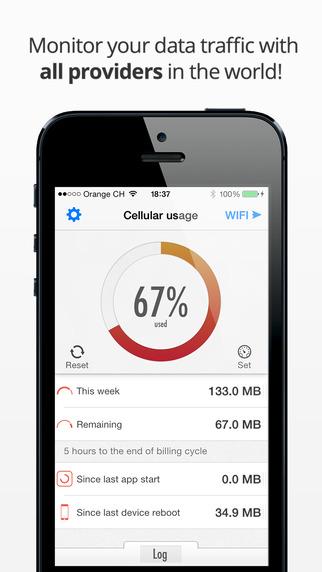 Data Counter - 流量计算器[iOS]丨反斗限免