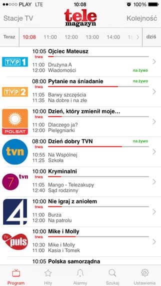 Program TV Telemagazyn