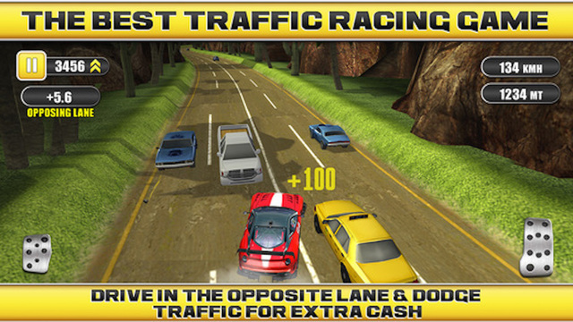 Car Racing - 3D Police Drag Driving