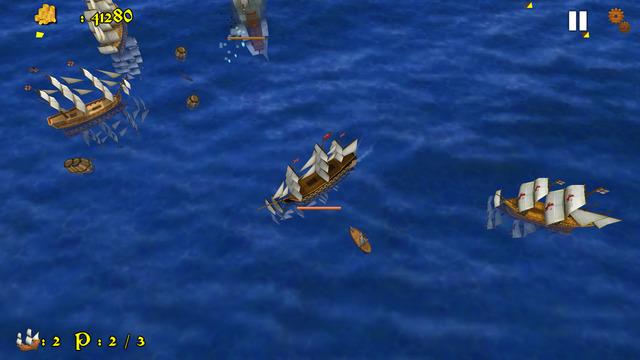 WarShip Screenshots