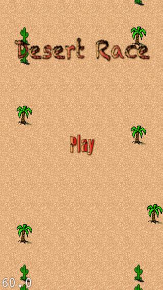 Desert Race Saga