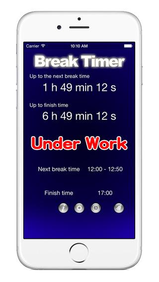 Break Timer Recess Timer