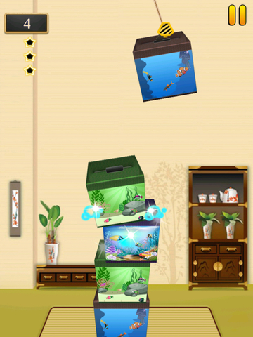 Aquarium Tank Tower - Fish Bowl Stacker Mania FREE screenshot