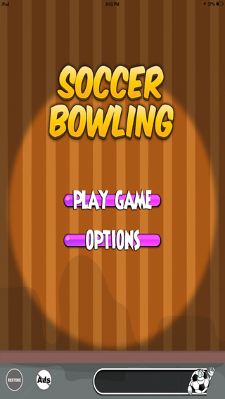 Soccer Bowling - Challenge My 3D Action King