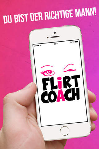 Flirt Coach + screenshot 1