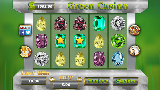 AAAAbout Green Casino