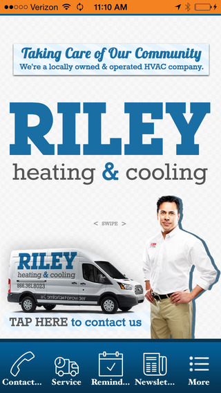 Riley Heating Cooling