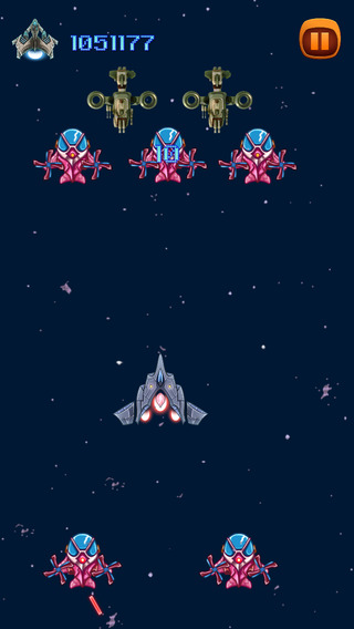 Star-Ship Space Cadet Galaxy Shooting Defender