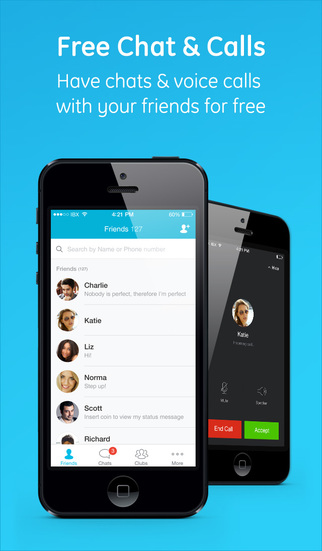 Tictoc- Free Text Call