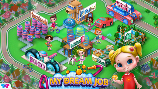 My Dream Job - Girl Entrepreneurs