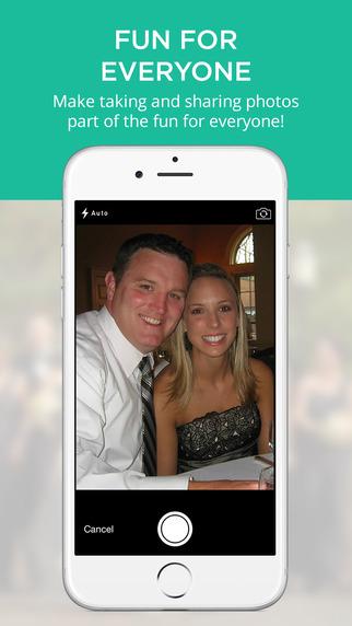 wedsocial wedding photo sharing app app
