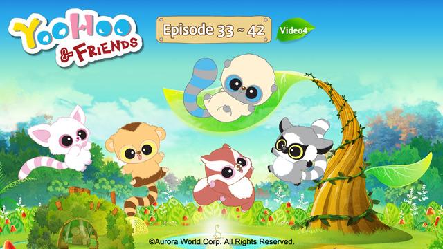 YooHoo VOD 4 Season 1 Ep.33~42