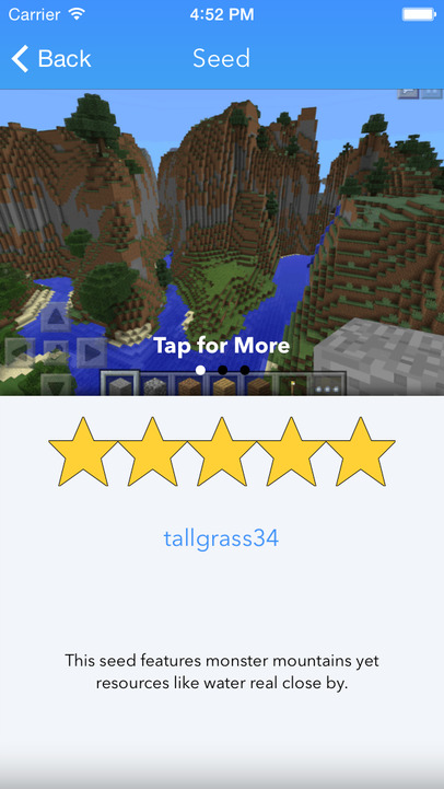 Seeds Pro Free for Minecraft - iPhone Mobile Analytics and App Store Data