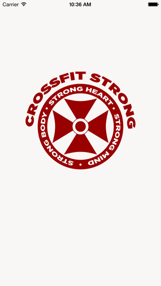 CrossFit Strong Rewards