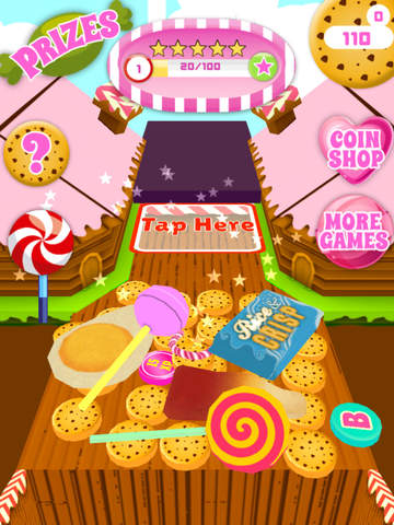 Arcade Candy Coin Dropper Machine 3D for iPad