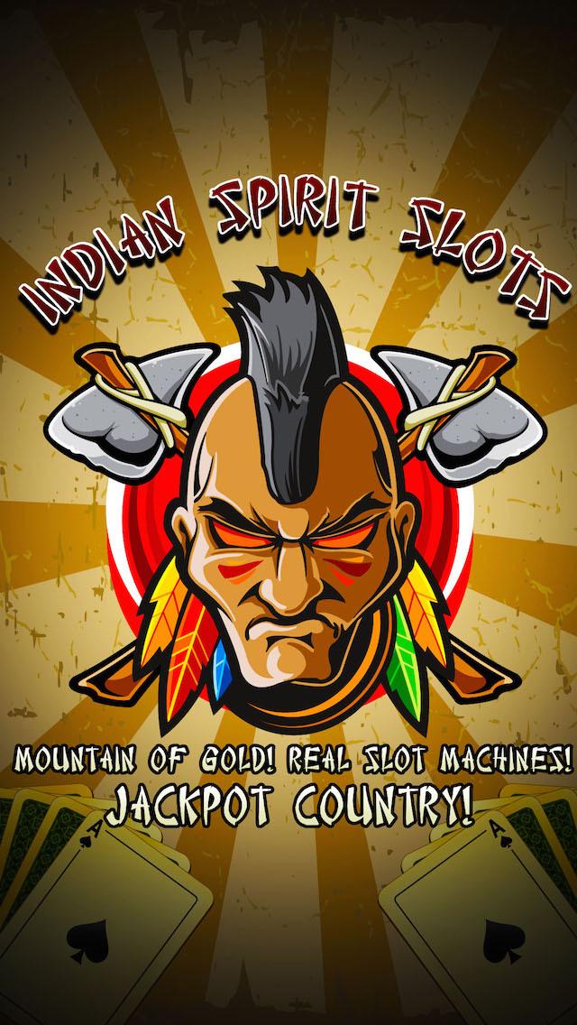 real slots online indian spirit