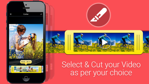 ClipCutter - Video editor app to cut unwanted clip from your movie