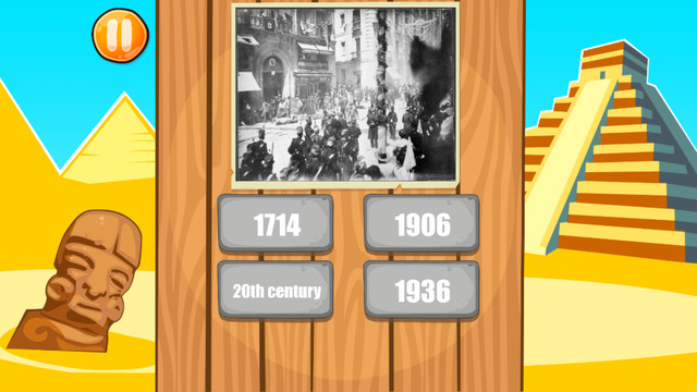 Picture and Dates History Premium - Ancient