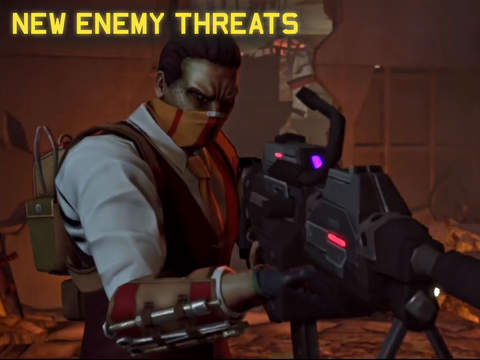 Screenshot #1 for XCOM®: Enemy Within