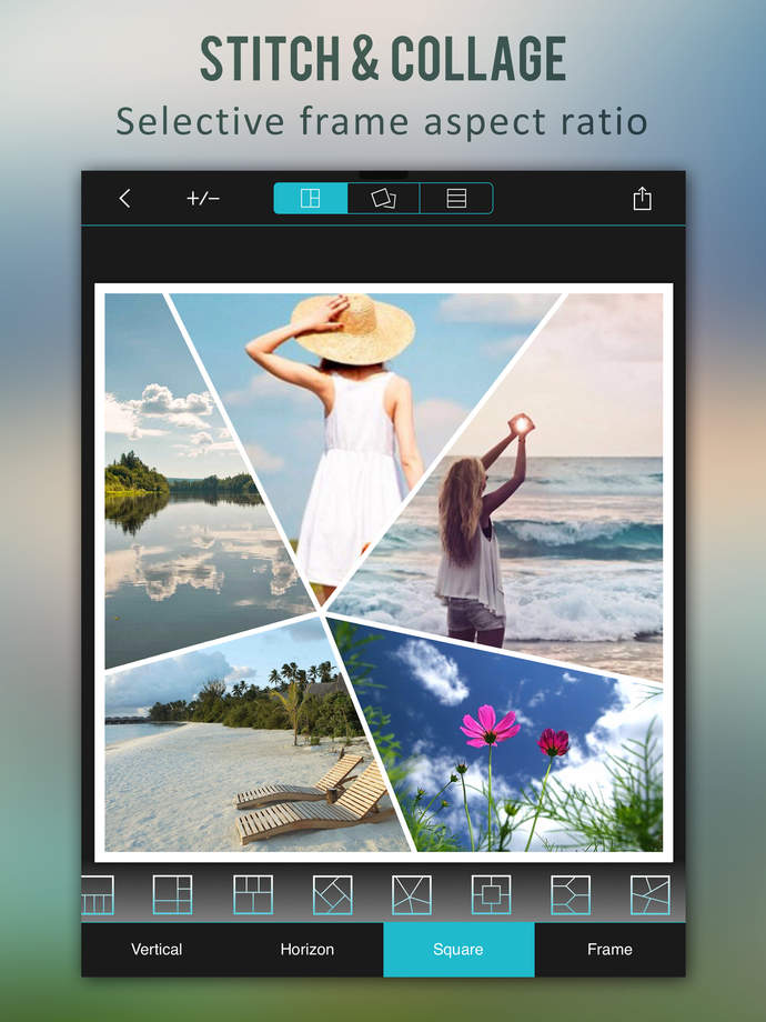 Perfect Image - Photo Editor & Pic Collage - iPhone Mobile Analytics and App Store Data