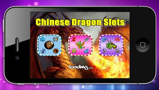Chinese Dragon Slots Machine