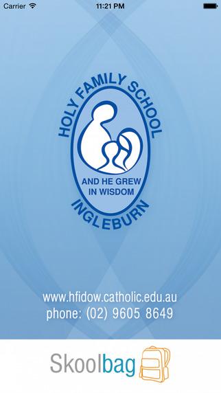 Holy Family Ingleburn - Skoolbag