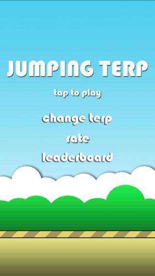 Jumping Terp