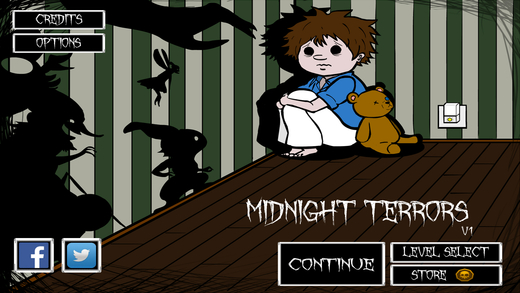 Midnight Terrors Screenshot