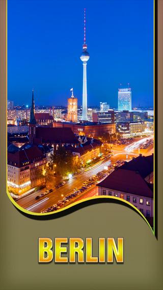 Berlin City Offline Guide