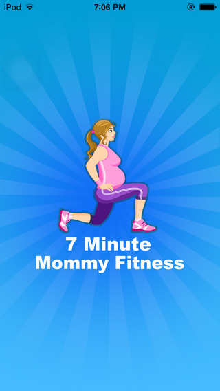 7 Minute Mommy Fitness