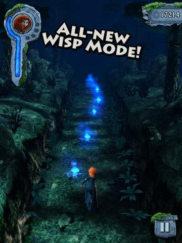 بازی بسیار زیبای  Temple Run: Brave v1.5.2 برای آیفون ،آیپاد و آیپد - تصویر 4