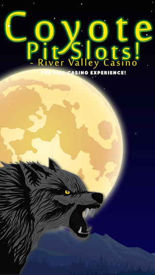 Coyote Pit Slots - River Valley Casino - The FULL Casino Experience