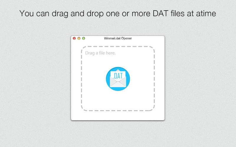 Winmail.dat Opener for Mac
