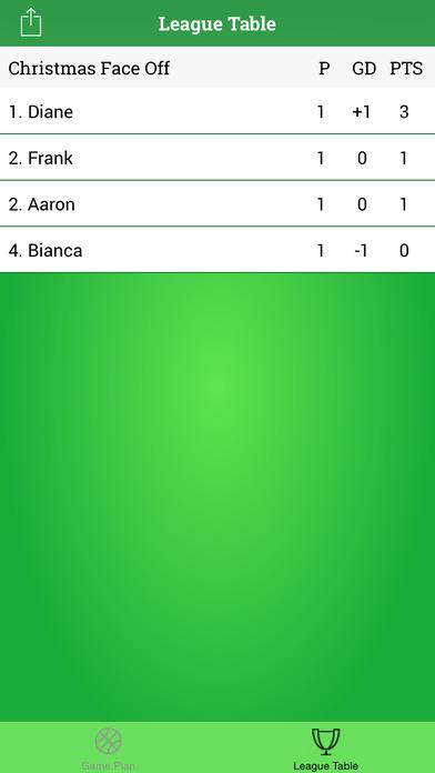 Screenshot for Versus - Tournament Creator in Jordan App Store