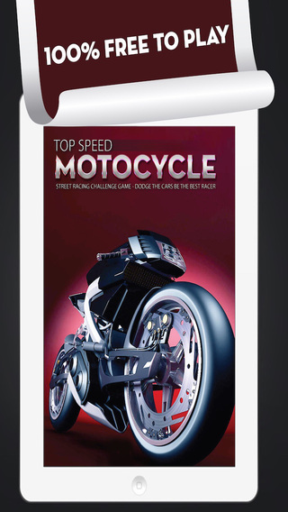 Top Speed Motorcycle Street Racing Challenge Pro Game - Dodge The Cars Be The Best Racer