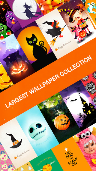 Halloween HD Wallpapers ® Pro
