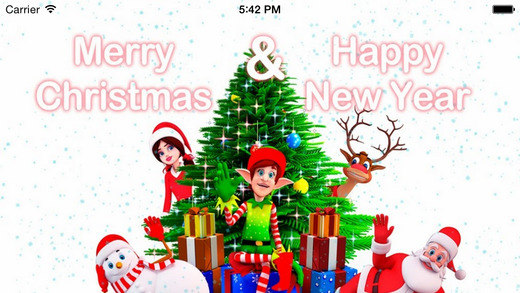 Happy Lovely Christmas
