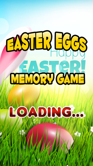 A Aabe Easter Eggs Memorization Game