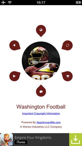 Football STREAM - Washington Redskins Edition