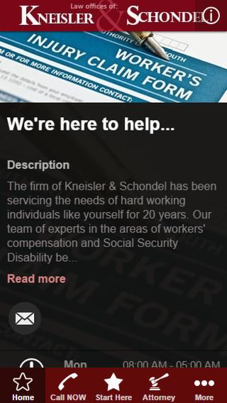 Injured Worker Law