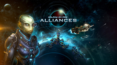 Screenshots of Galaxy on Fire™ - Alliances for iPhone