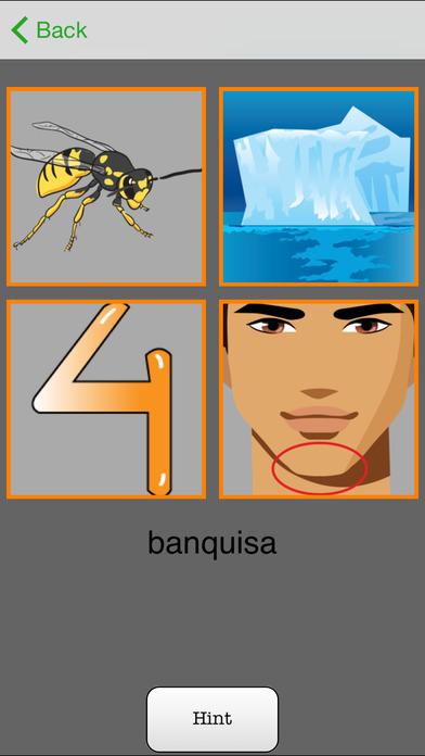 h4 Spanish iPhone Screenshot 2