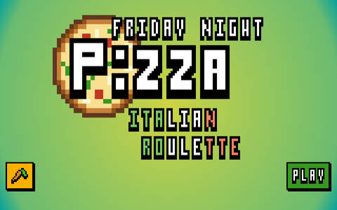 Friday Night Pizza: Italian Roulette screenshot 1