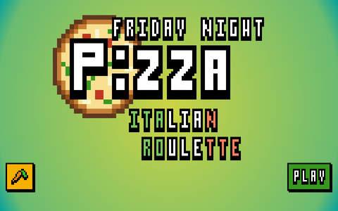 Friday Night Pizza: Italian Roulette screenshot 1
